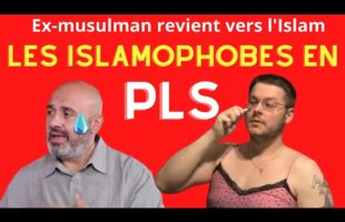 Il quitte l'Islam, anime une émission islamophobe puis … redevient musulman !