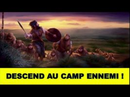 Descend au camp ennemi ! 1/2